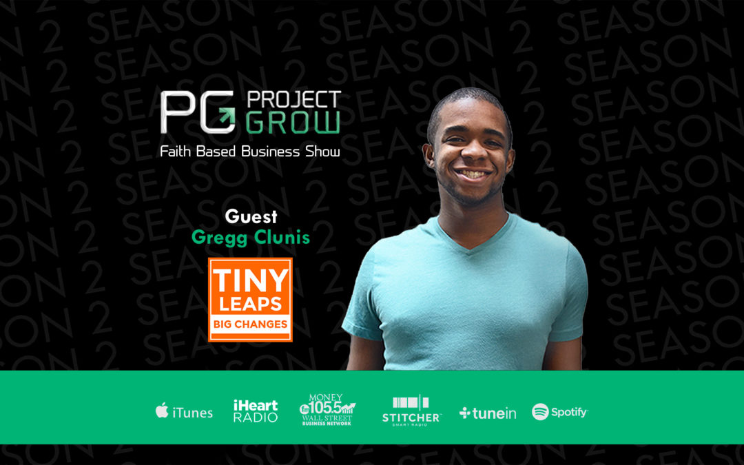 Positive Perspective and Podcasting with Gregg Clunis