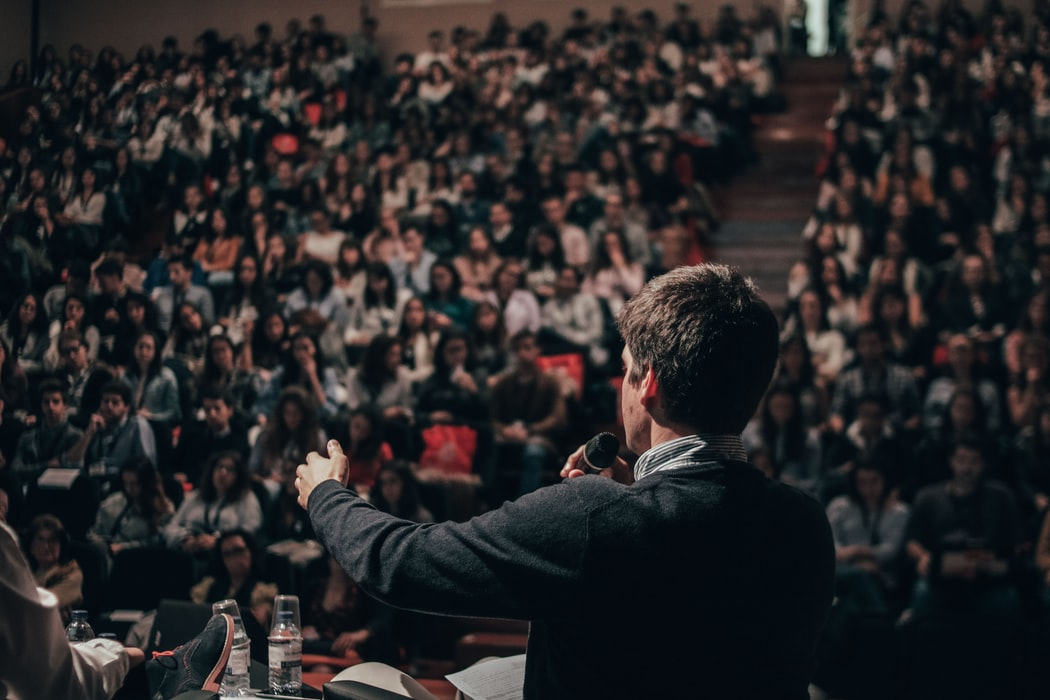Get Inspired With Public Speaking